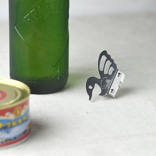 白鳥の缶切り/栓抜き