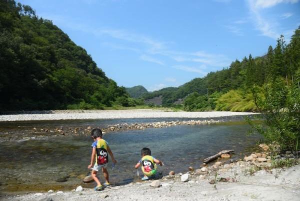 こちら和知野川