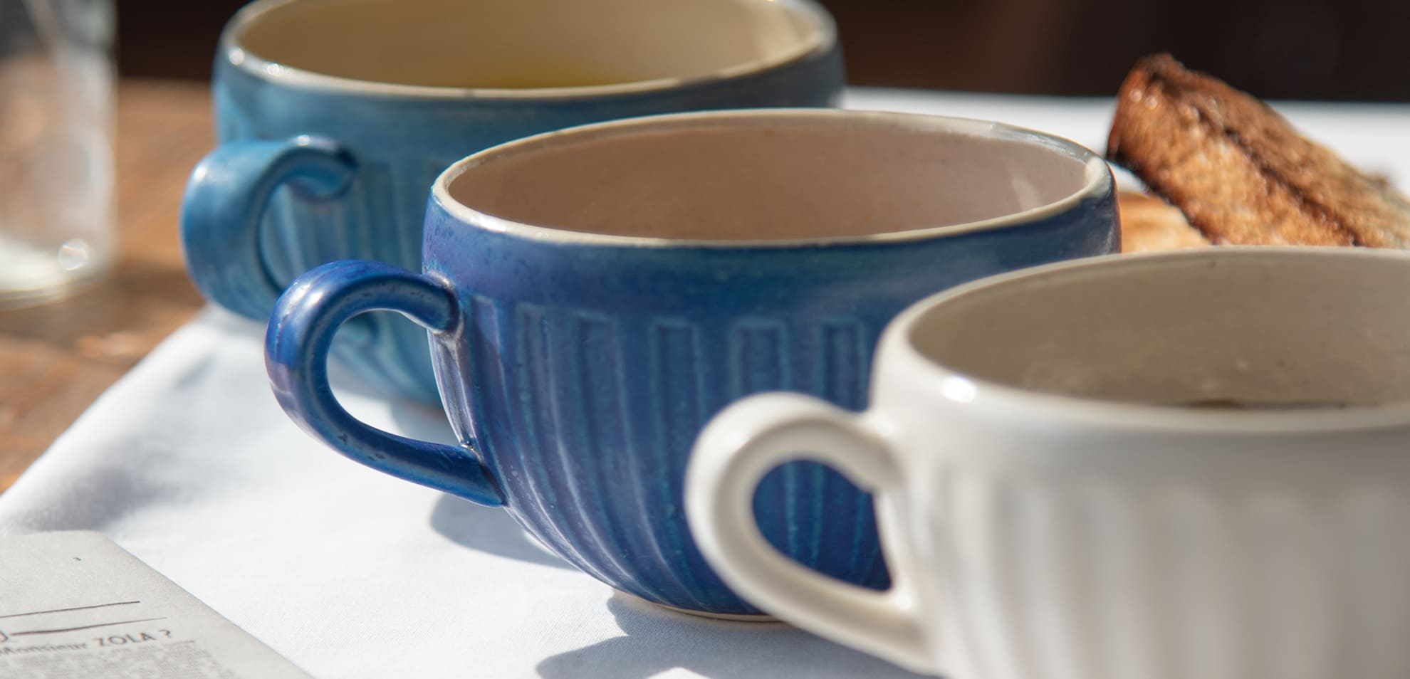 SINOGI Soup cup