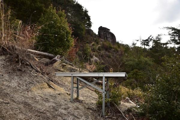 うさぎ岩ビュースポット