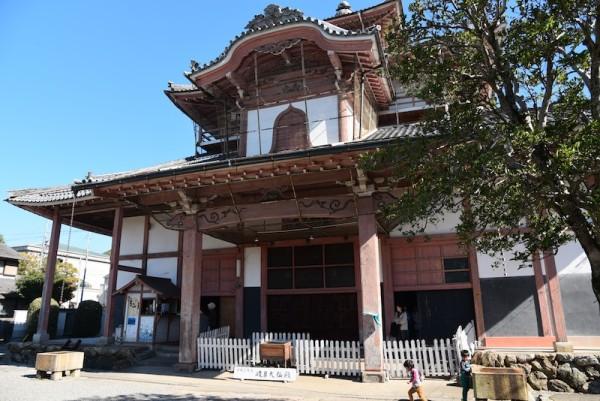 黄檗宗金鳳山正法寺