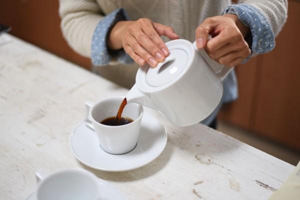 初めていれたハンドドリップコーヒー