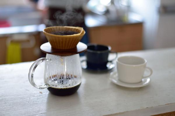 ベローズ コーヒーポット