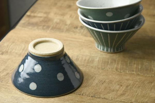 手しごと 富士山型茶わん