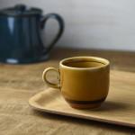 アメボーダー コーヒー碗(コーヒーカップ/マグカップ)(高さ6