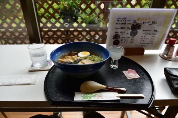 かんてんラーメン(500円)