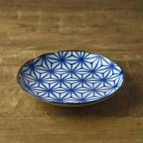 和ごころ 16cm取り皿 アサノ葉