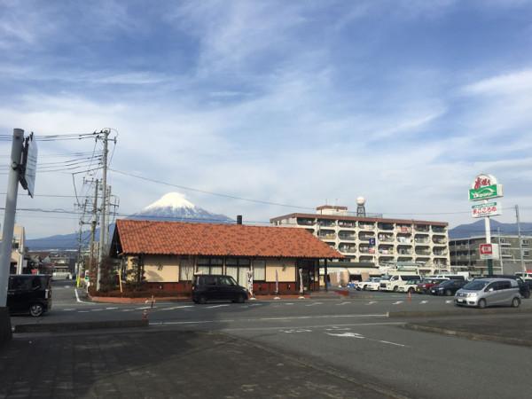 静岡といえば富士山とさわやか