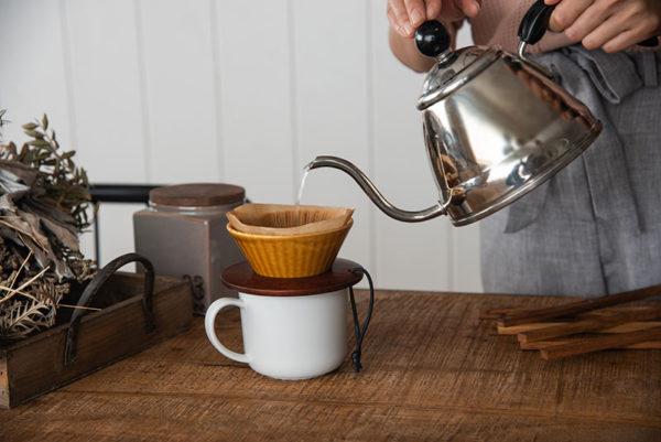 おひとりさまコーヒーセット