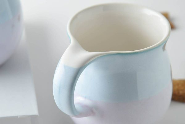 ふんわりペールトーンなマグカップ
