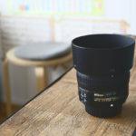 こちらはNikon AF-S NIKKOR 50mm f/1.8G