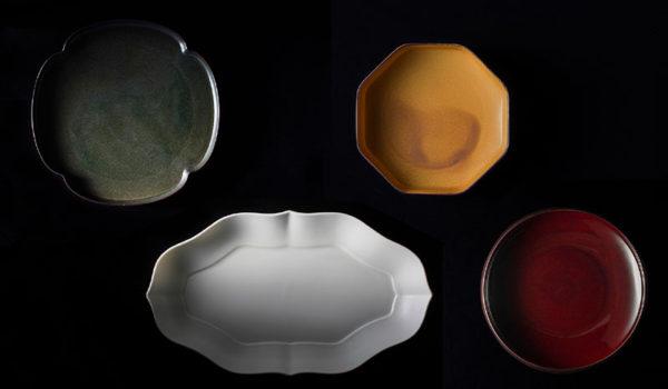 ⑤つどい鉢 -料理が映えるモダンな大鉢